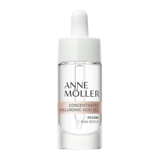 anne möller rosâge gel concentrado acido hyaluronico 15ml