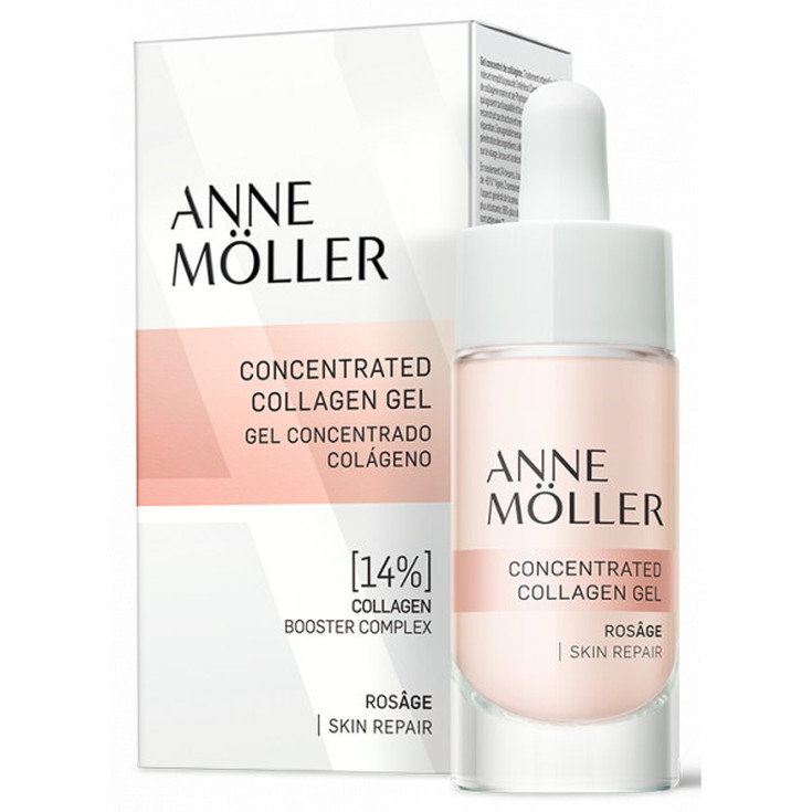 anne moller rosâge concentrated collagen gel 15ml