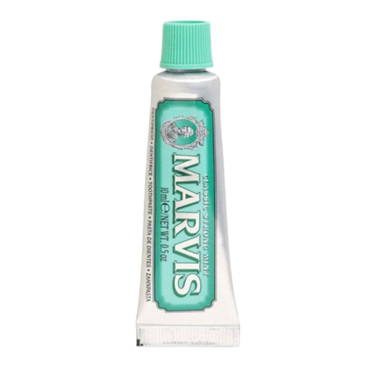 marvis pasta dental classic strong mint 10ml