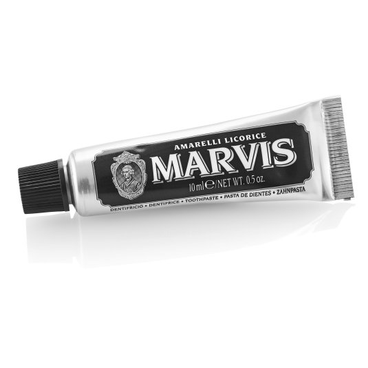 marvis pasta dental amarelli licorice mint 10ml