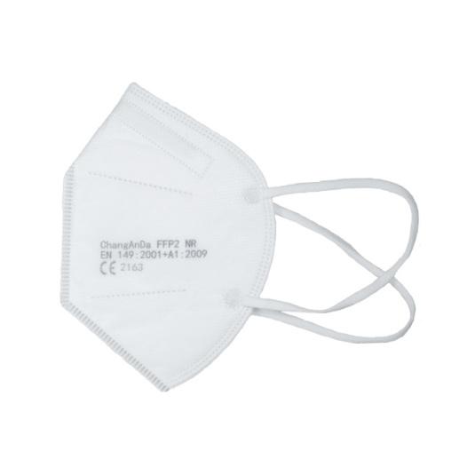 mascarilla ffp2 nr infantil talla m blanca blister 1 unidad