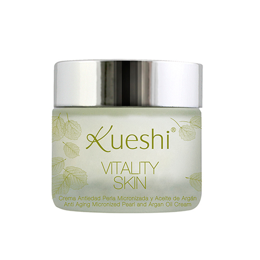 KUESHI VITALITY SKIN CREMA ANTIEDAD SPF15 50ML