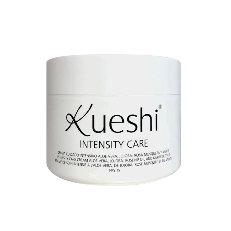 kueshi crema facial y corporal cuidado intensivo spf15 250ml
