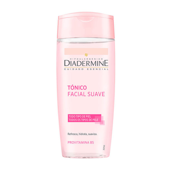 diadermine tonico facial suave 200ml