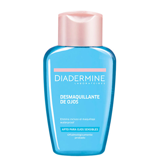 diadermine desmaquillante ojos piel sensible waterproof 125ml