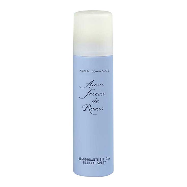 adolfo dominguez agua fresca de rosas desodorante spray 150ml