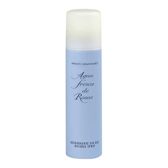 adolfo domínguez agua fresca de rosas desodorante spray 150ml