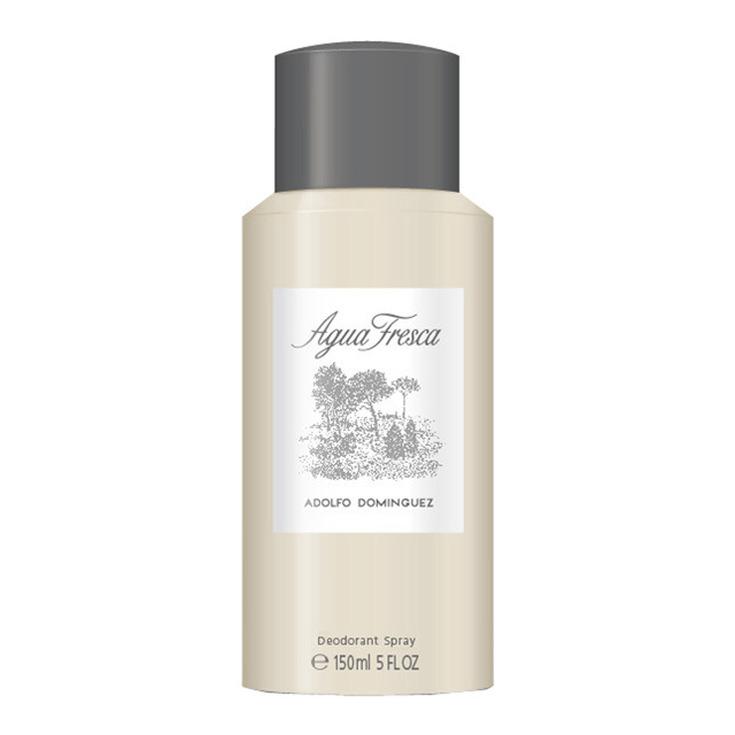 adolfo dominguez agua fresca desodorante spray 150ml