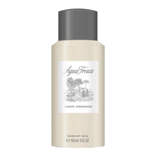 adolfo domínguez agua fresca desodorante spray 150ml