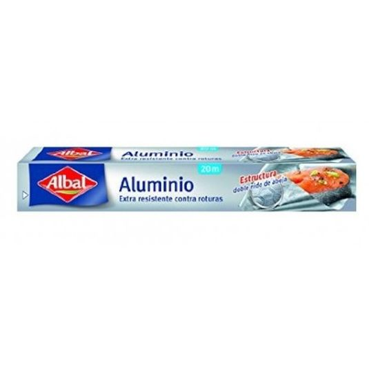 albal aluminio 20m