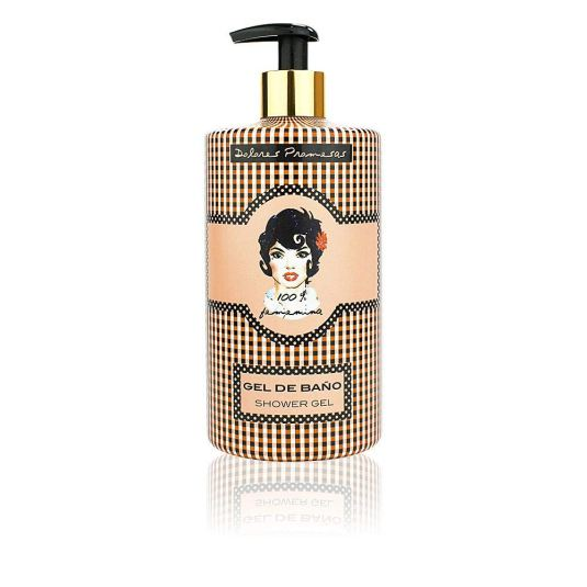 DOLORES PROMESAS -100% FEMENINA- GEL DE BAÑO 750ML