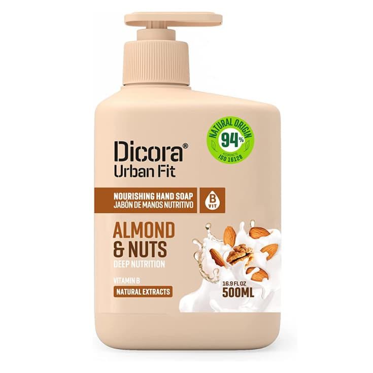 dicora urban fit jabón de manos vitamina b 500ml