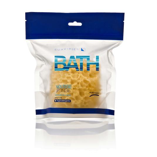 suavipiel esponja de baño mousse