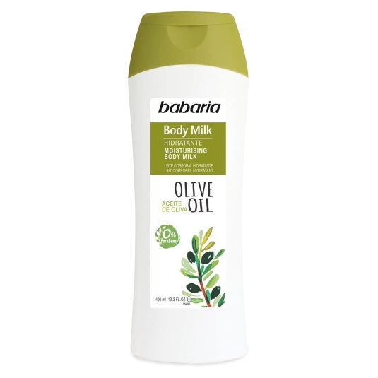 babaria aceite de oliva gel de baño 600ml