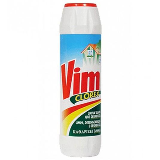 vim clorex limpiador 750g