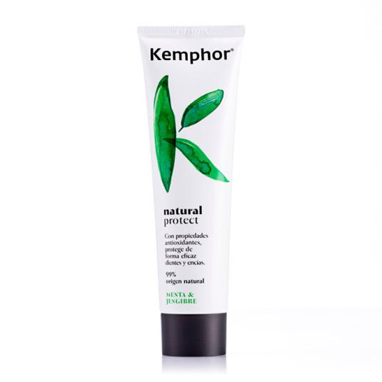 kemphor natural protect pasta de dientes 100ml