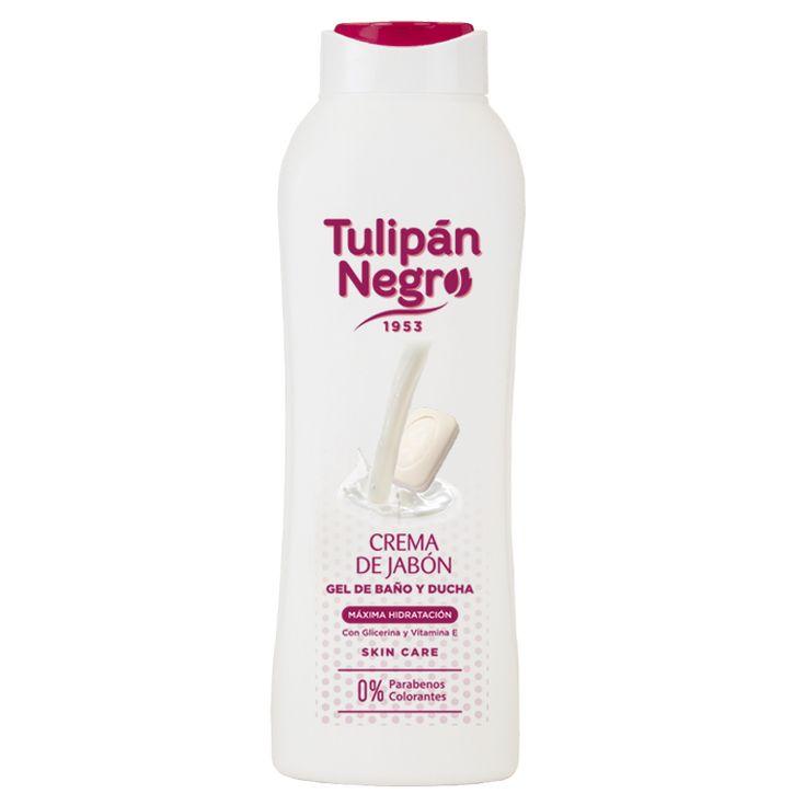 tulipan negro gel negro 720ml