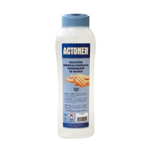 actoner solucion hidroalcoholica higienizante de manos 800ml