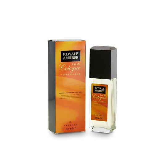 royale ambree eau de cologne 100ml