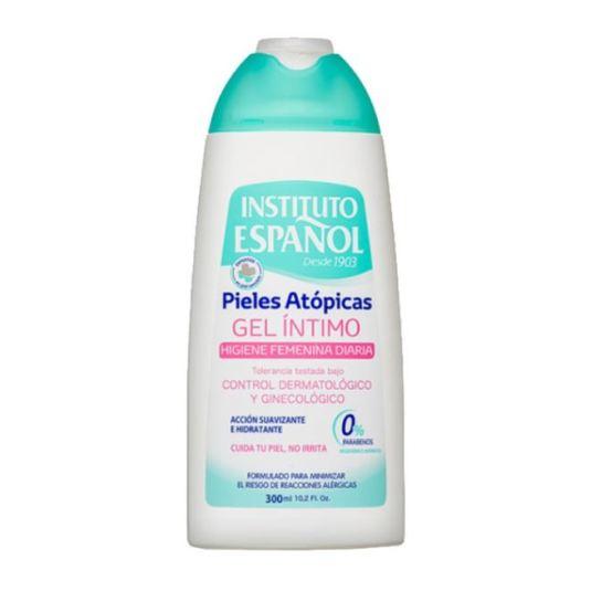 instituto español pieles atopicas gel intimo 300ml
