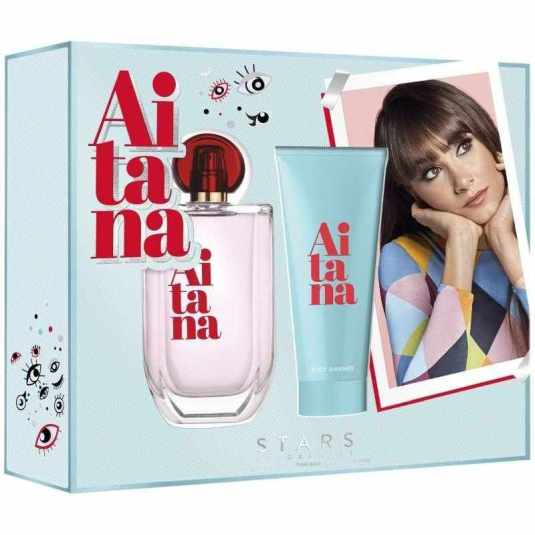 AITANA COFRE COLONIA+BODY LOTION