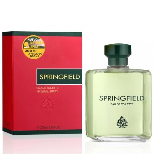 springfield eau de toilette 200ml