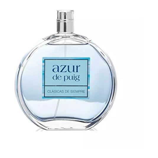 azur de puig azur eau de toilette mujer 200ml