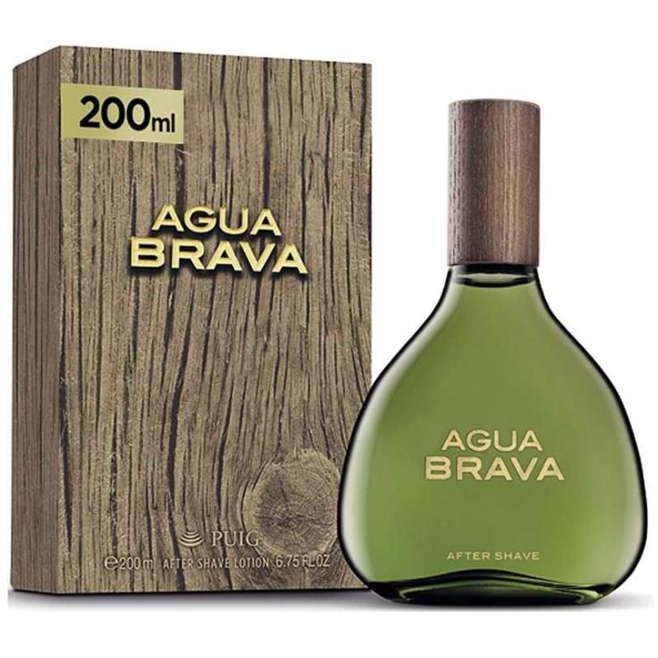 agua brava de puig locion aftershave 200ml