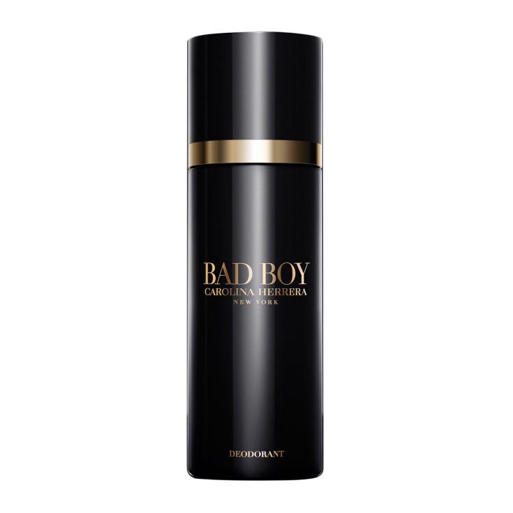 carolina herrera bad boy desodorante spray 100ml