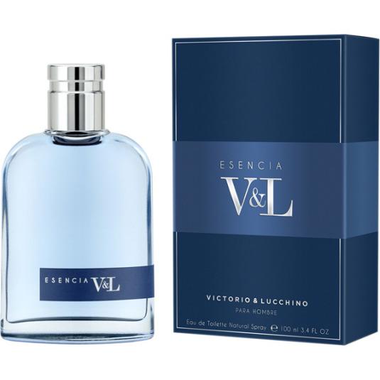 victorio & lucchino esencia v&l eau de toilette masculina 100ml