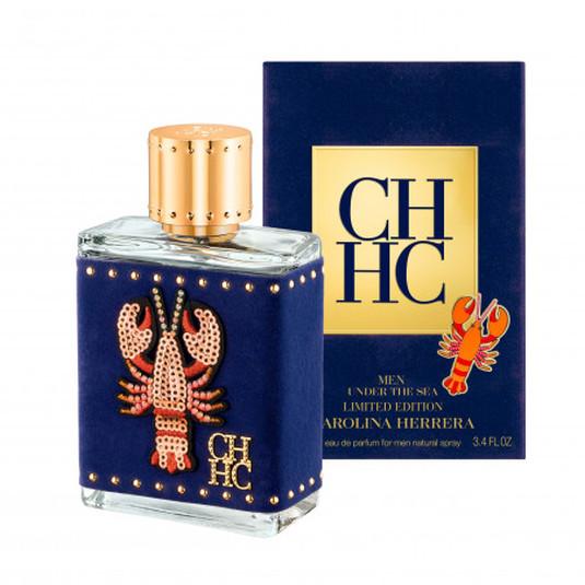 carolina herrera ch men under the sea eau de parfum 100ml