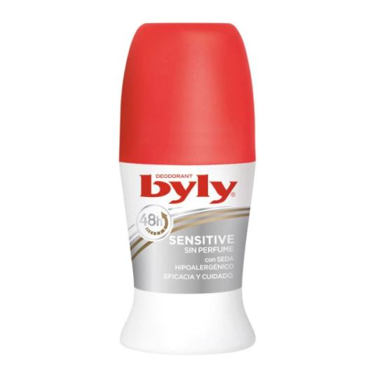 billy sensitive desodorante roll-on 48h 50m