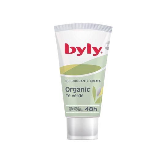 bylly advance fresh desodorante en crema 50ml