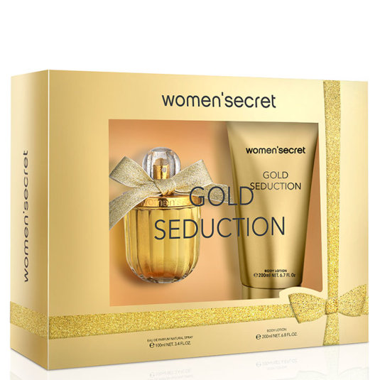 women secret eau seduction eau de toilette 100ml estuche 2 piezas
