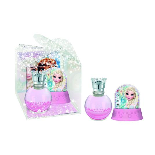 FROZEN ANA & ELSA SET COLONIA 100 ML + BOLA DE NIEVE