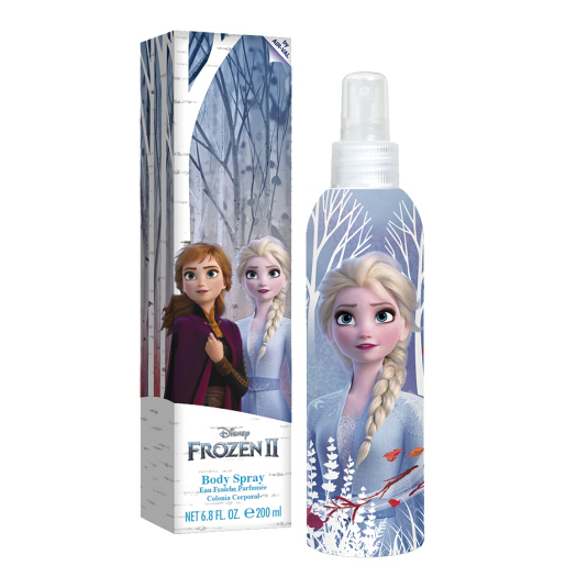 frozen II frozen anna y elsa colonia 200ml