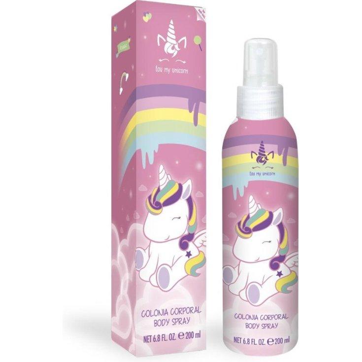 eau my unicorn colonia fresca corporal infantil 200ml