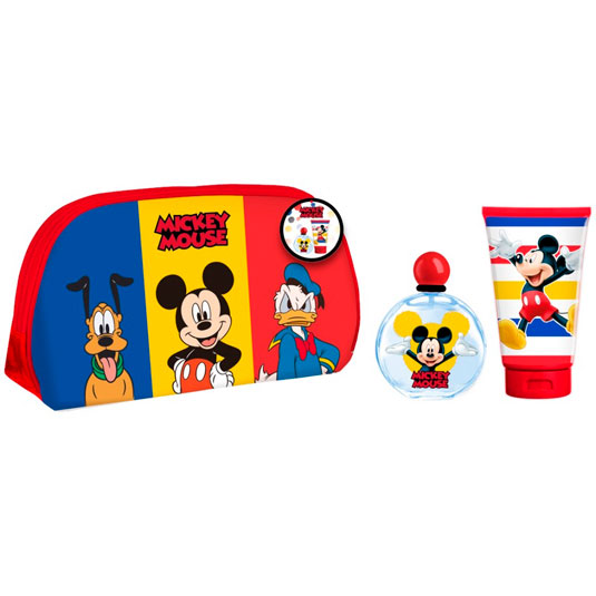 mickey friends neceser colonia 50ml + gel 100ml