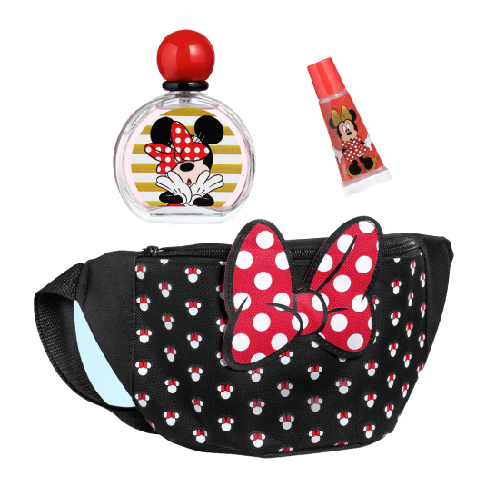 air-val minnie mouse colonia 50ml estuche 3 piezas