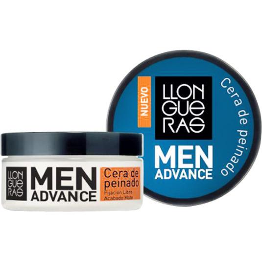 llongueras men advance cera de peinado 85 ml