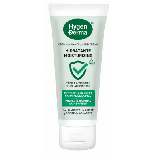 hygenderma crema manos 75 ml