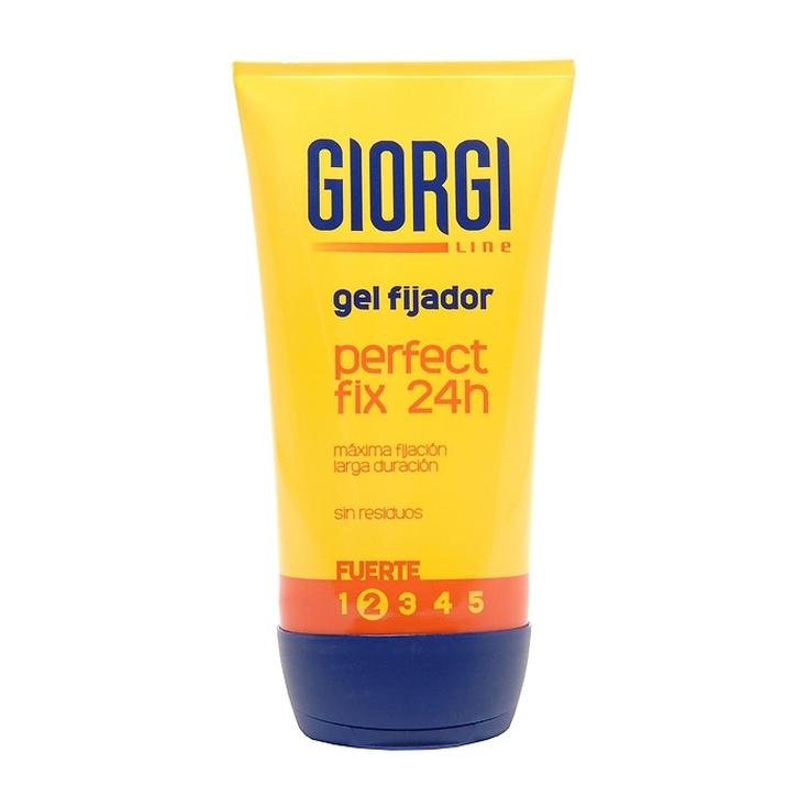 giorgi gel fijador perfect fix 48h fijacion extrafuerte 165ml