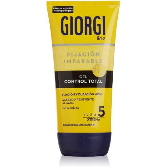 giorgi gel fijador control total 5 165ml