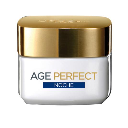 LOREAL AGE PERFECT CREMA DE NOCHE HIDRATANTE 50 ML