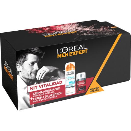 loreal men expert vitalidad set