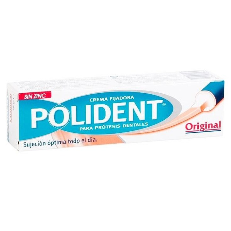 polident original crema fijadora protesis dentales
