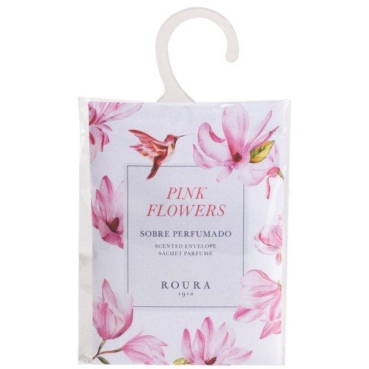 ROURA SOBRE COLGADOR PERFUMADO PINK FLOWERS