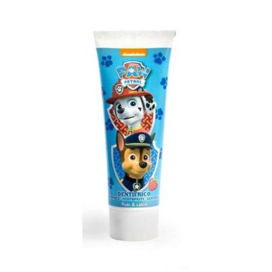 patrulla canina pasta de dientes infantil 75g