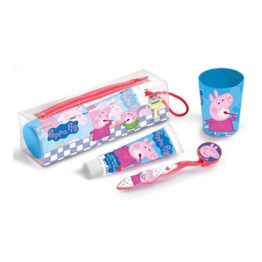 peppa pig neceser dental 75 ml