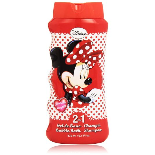 minnie gel & champú 475ml